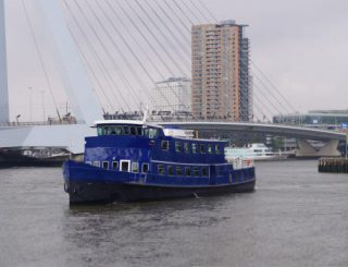 Partyboot Rotterdam