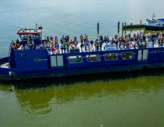 Partyboot Amsterdam XL
