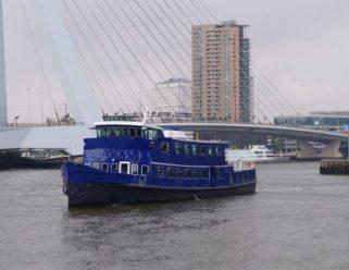 Partyboot Rotterdam