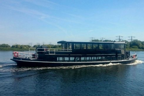 Partyboot Amsterdam S